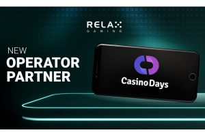 Relax Gaming Joins Forces With Casino Days