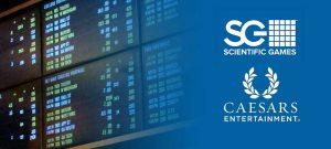 SG Strengthens Digital Sports Partnership With Caesars