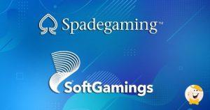 SoftGamings Announce SpadeGaming As Strategic Partner