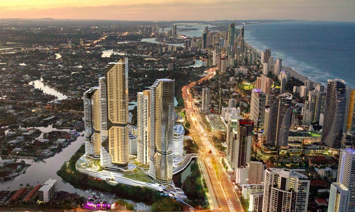 The Stars Bid For Gold Coast Casino Monopoly Fails
