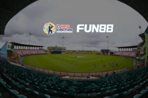 Fun88 Confirmed As Official CPL Partner For T20 Tournament