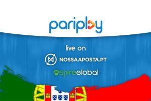 Pariplay Enters Agreement With Nossa Aposta
