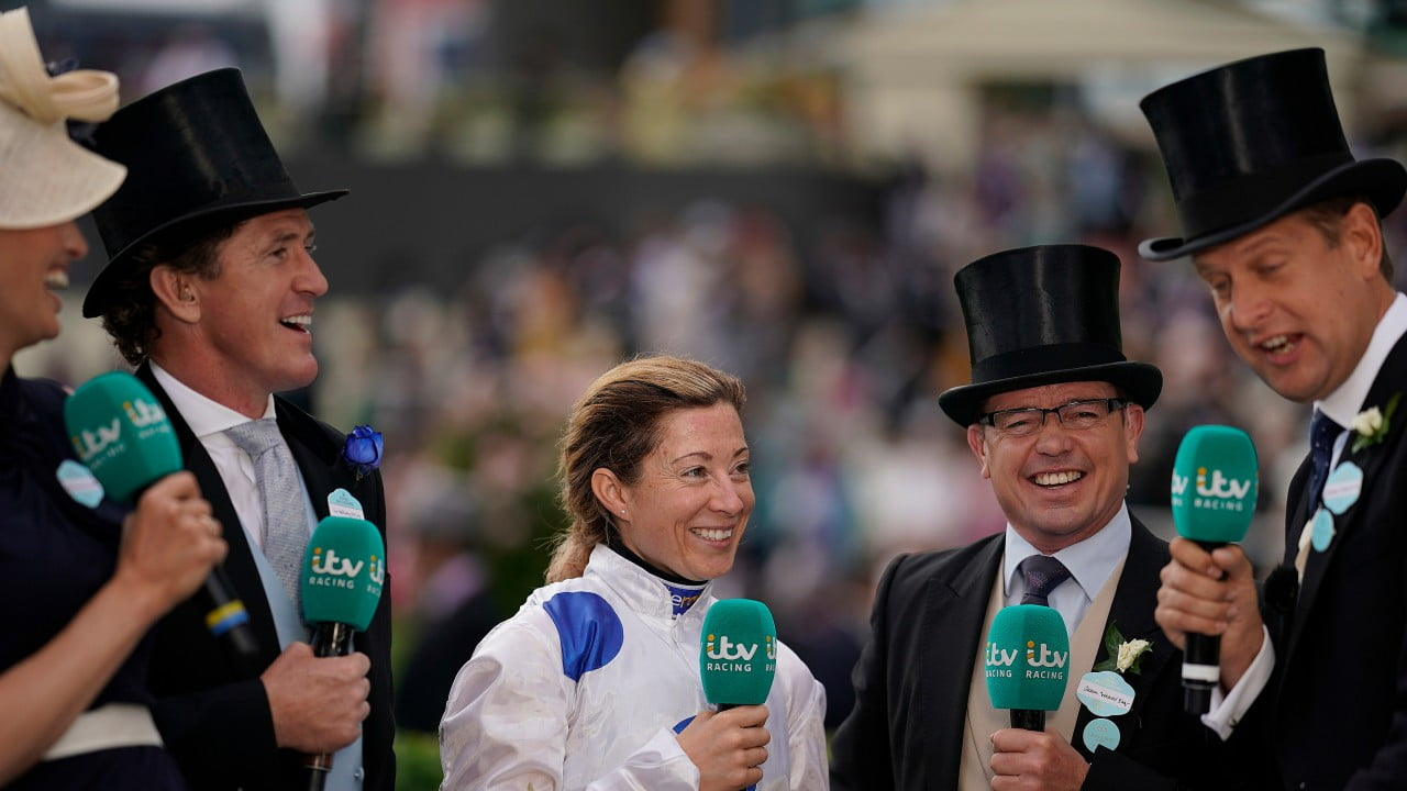 ITV Signs Deal To Retain British Racing Broadcasting Rights