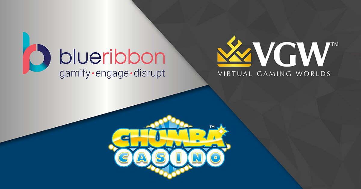 BlueRibbon Enters Gamification Partnership With Chumba Casino