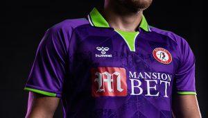 MansionBet To Become Bristol City's Principle Shirt Sponsor