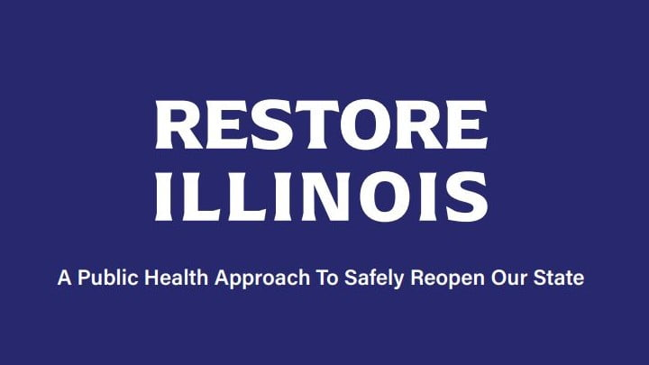 As COVID Rates Rise Illinois Further Restrictions Are Levied