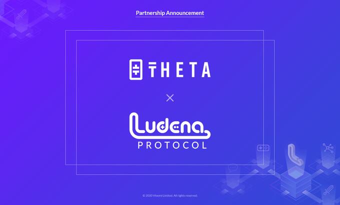 Ludena Protocol Enters Strategic Alliance With Theta Network