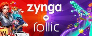 Zynga Buys Turkish Game Maker Rollic Following Peak Acquisition