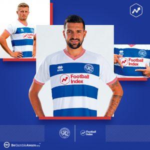 Football Index Named As QPR Shirt Sponsor