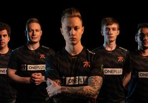 eSports Company Fnatic Partners With Mobile Maker OnePlus