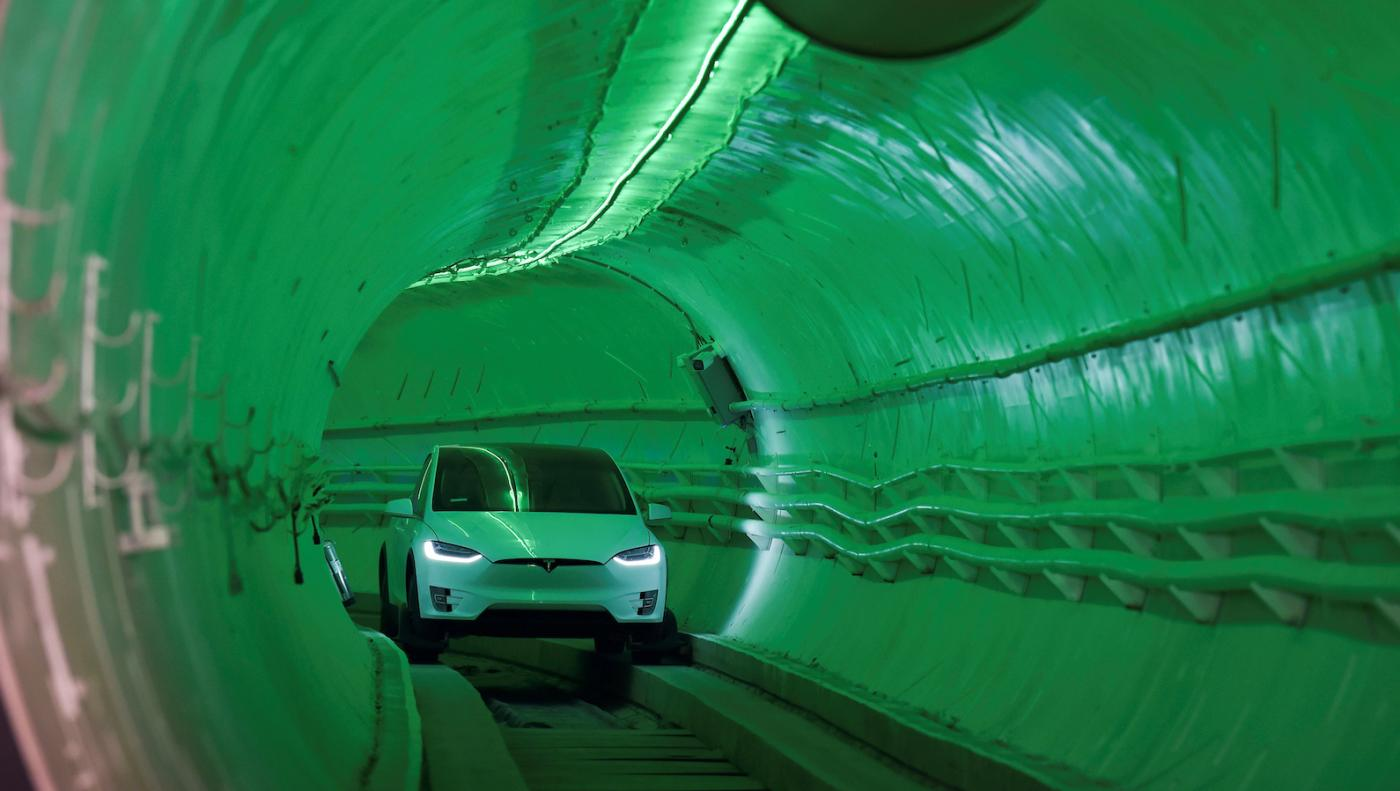 Resorts World Las Vegas Given Green Light For Tesla Powered Underground Tunnel