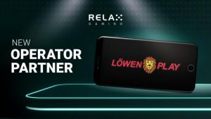 Relax Gaming Teams Up With Löwen Play For European Expansion