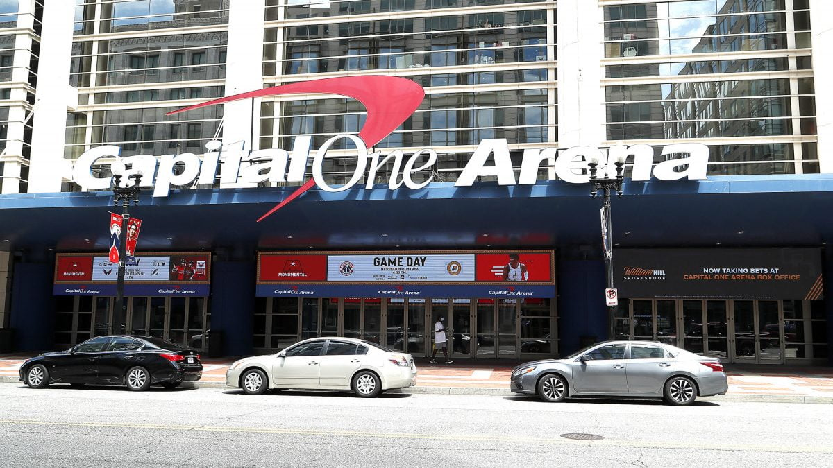 William Hill US Launch First In-Venue Sportsbook At Capital One Arena