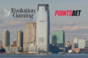 PointsBet Partner With Evolution Gaming For US Expansion