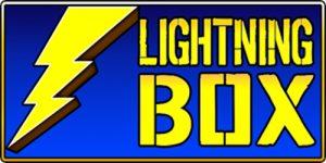 Lightening Box Sign Konami Gaming Deal