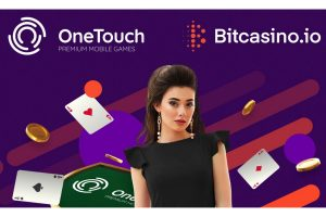 OneTouch Unveils Content Based Agreement With Bitcasino