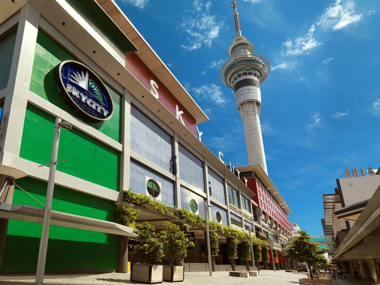 SkyCity Remains Closed After Further Auckland Restrictions