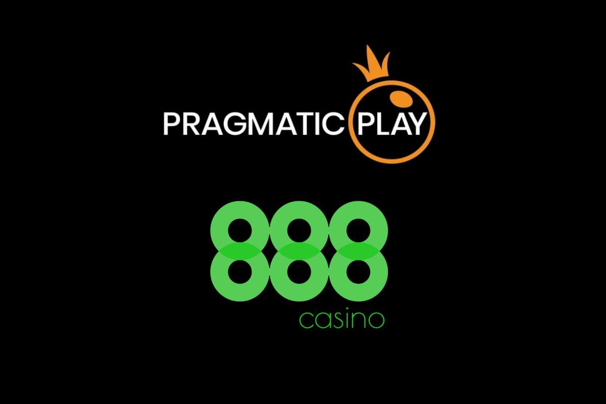 888casino Gains Pragmatic Play Suite Of Slots