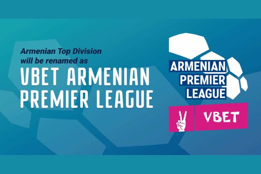 Vbet Named As Armenian PL And Cup Main Sponsors