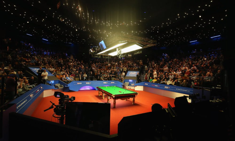 BetFred Extends World Snooker Championship Partnership