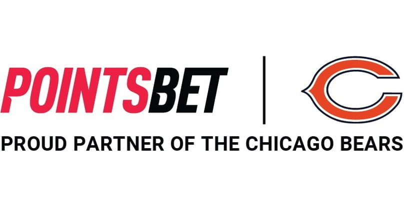 PointsBet Continues US Streak With Chicago Bears Sponsorship