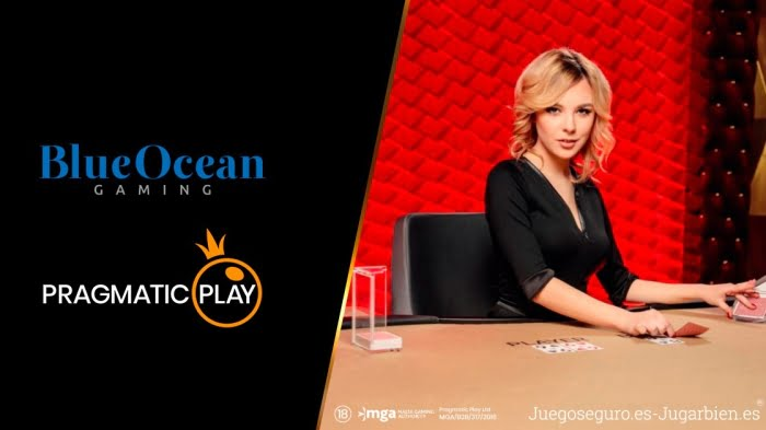 Pragmatic Play Has Extended Scope With BlueOcean Deal