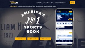 William Hill Rolls Out Sports Betting App In Colorado
