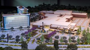 3D Model Of Bristol's Hard Rock Hotel & Casino Unveiled