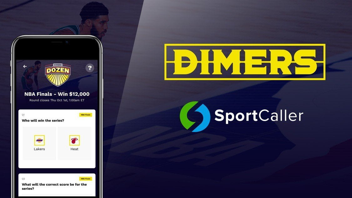 SportCaller Enters Joint Venture With Dimers