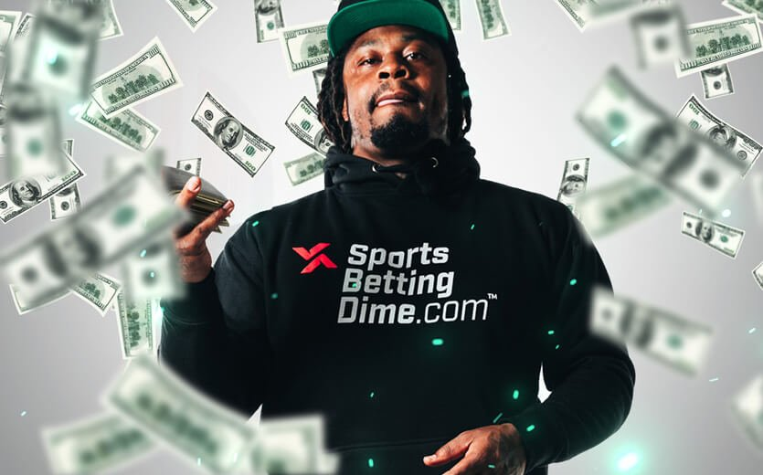 SportsBettingDime.com Announce Deal With Marshawn Lynch