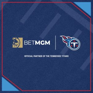 NFL Titans And BetMGM Form Tennessee First