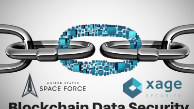 USSF Appoint Blockchain Company For Space Age Security