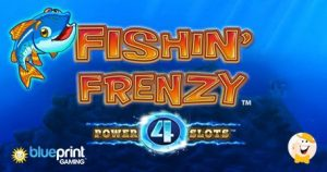 Blueprint Gaming Improves Fishin Frenzy Slot Introducing Power Mode