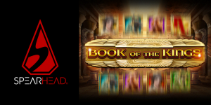 Spearhead Studios Release New Slot Book Of The Kings