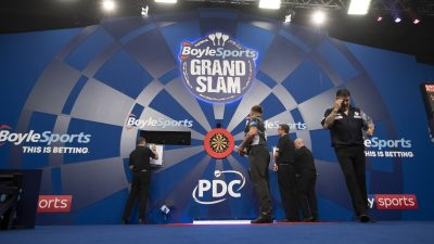 BoyleSports To Remain Sponsor Of PDC 'Grand Slam Darts'