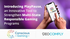 GeoComply Launch PlayPause Multi-State Safer Gambling Tool