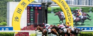 Hong Kong Racing Season Opener Sees Record High Of £134.2m Bet
