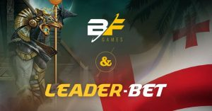 BF Games Links Up With Leader Bet For Georgia Entry
