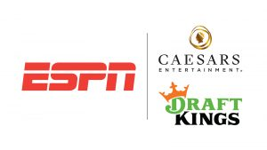 ESPN, Caesars And DraftKings Enter Multi-Year Agreements