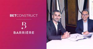 Groupe Barrière To Launch BetConstruct Powered 'Barrièrebet'