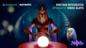 Digitain Concludes Slot Deal With Spinmatic