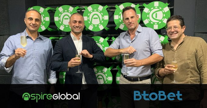 Aspire Global Acquires BtoBet For EUR 20 Million