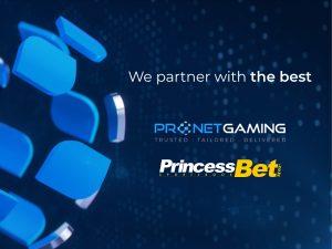 PrincessBet Enhance Sportsbook Platform With Pronet