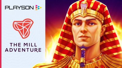 Playson Announce The Mill Adventure Link-Up