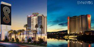 Grand Sierra Resort And Sahara Las Vegas Facilities To Be Powered By Konami