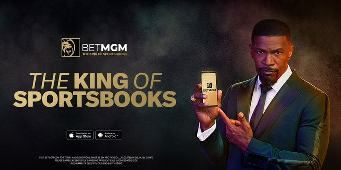 Jamie Foxx To Head BetMGM's 'King Of Sportsbooks' Ad