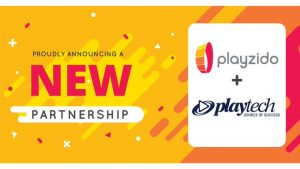Playzido Signs Landmark Content Deal For Playtech Games Marketplace