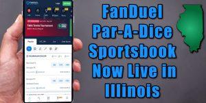 FanDuel In Partnership With Boyd Launch Par-A-Dice Sportbook App