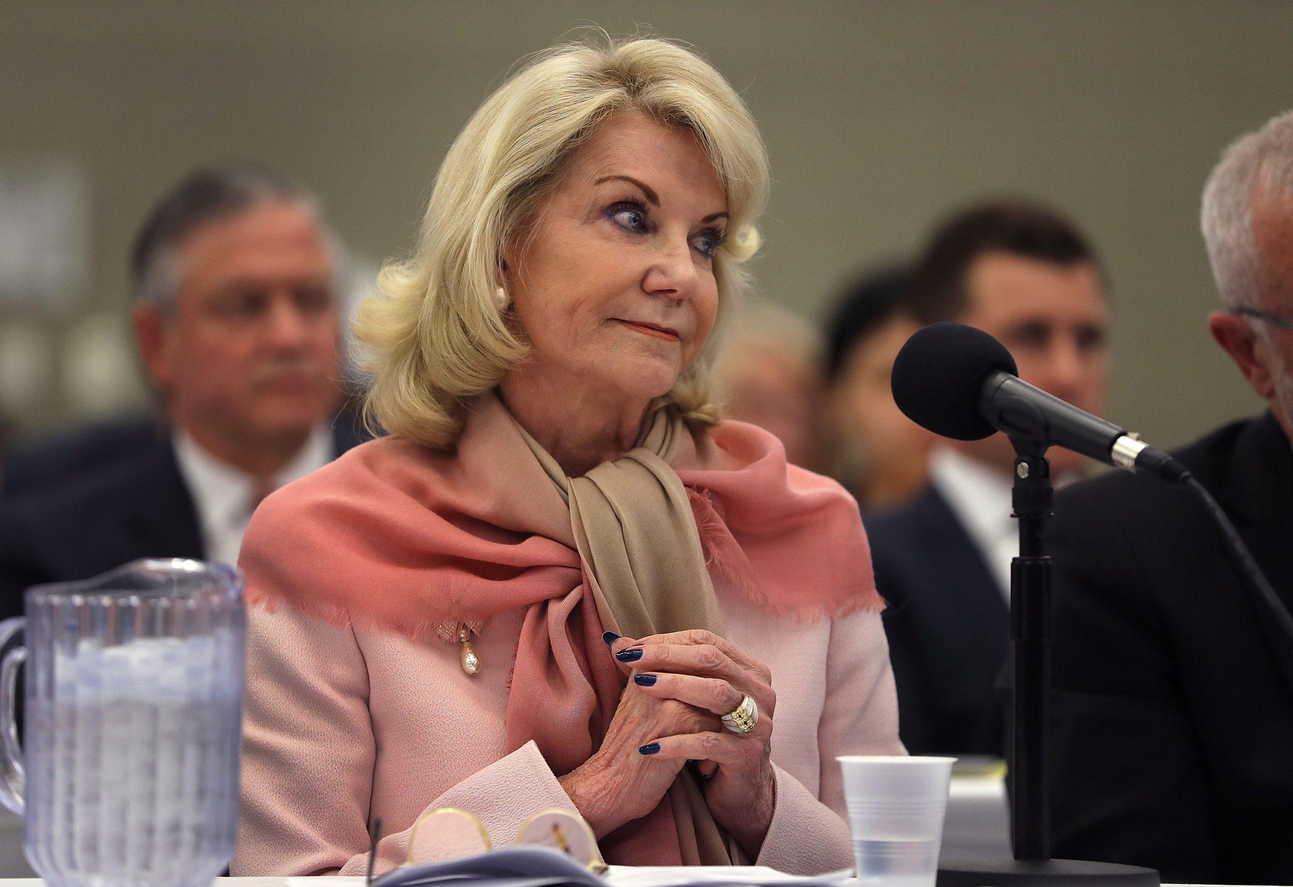 Wynn Resorts Biggest Single Shareholder Elaine Wynn Quits Quest For Board Position