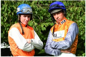VLR To Fund Irish Jockeys Jack And Paddy Kennedy